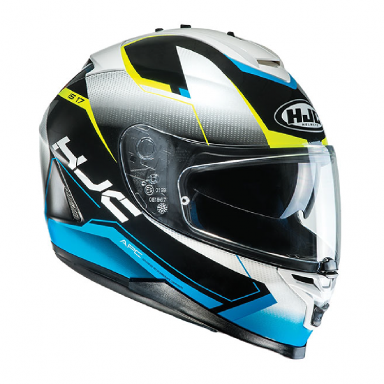Casco HJC IS-17 LOKTAR MC-2