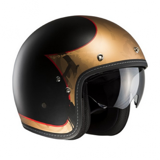 Casco HJC FG-70s LUKO MC1SF