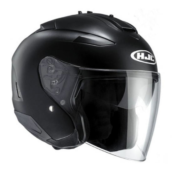 Casco HJC IS-33 II FLAT BLACK